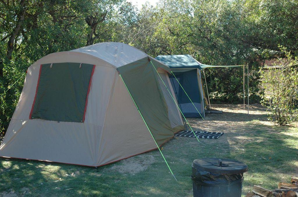 Tent Sites - Ou Skip